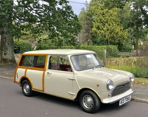 Mini Innocenti T Traveller (woody)
