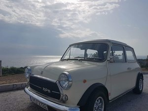 1973  Innocenti Mini Cooper 1300 Export- sunroof