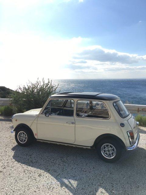 1973 Innocenti Mini Cooper 1300 Export- sunroof For Sale (picture 3 of 6)