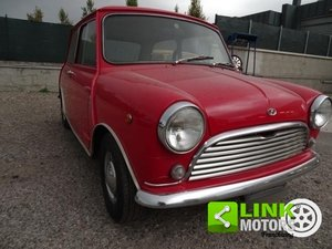 1966 Innocenti Mini mk1 a leva lunga For Sale