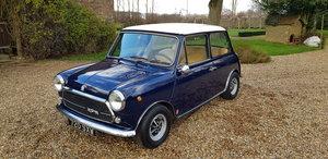 1973 Innocenti Mini Cooper 1300 Export