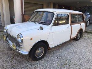 1969 Rare 2 owners Innocenti Mini T Legno 850 SOLD