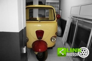Innocenti Lambro 550/M del 1967, Totalmente restaurato For Sale