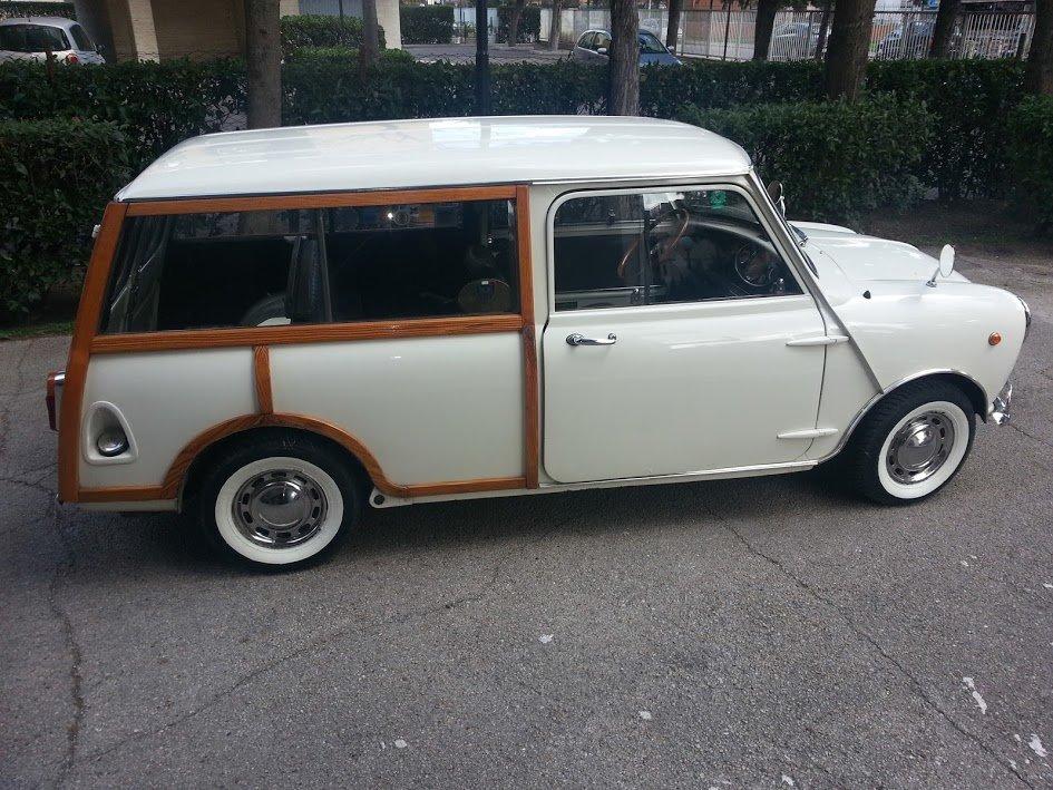 1967 Innocenti mini t legno For Sale (picture 4 of 5)