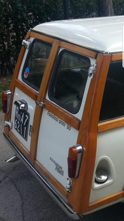 1967 Innocenti mini t legno For Sale (picture 5 of 5)