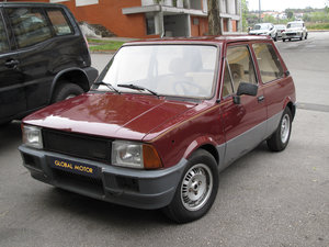 1982 Innocenti Mini De Tomaso