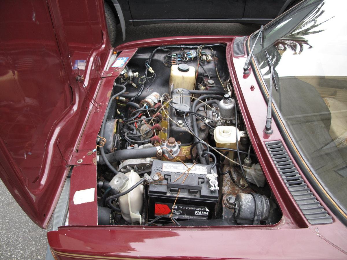 1982 Innocenti Mini De Tomaso For Sale (picture 5 of 6)