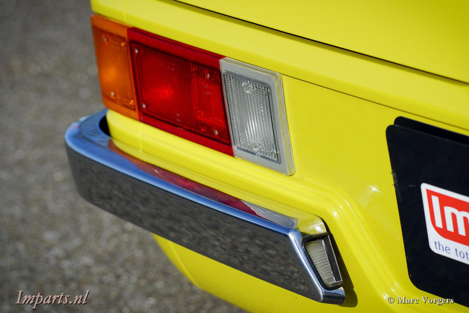 1981 Unique Innocenti 90L (LHD) For Sale (picture 5 of 6)