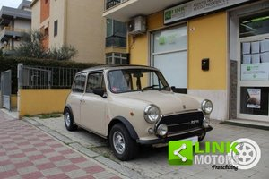 Innocenti Mini Cooper 1300 Anno1975