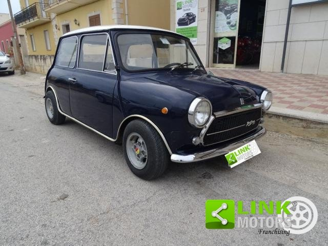 1973 Innocenti Mini Cooper S For Sale (picture 1 of 6)