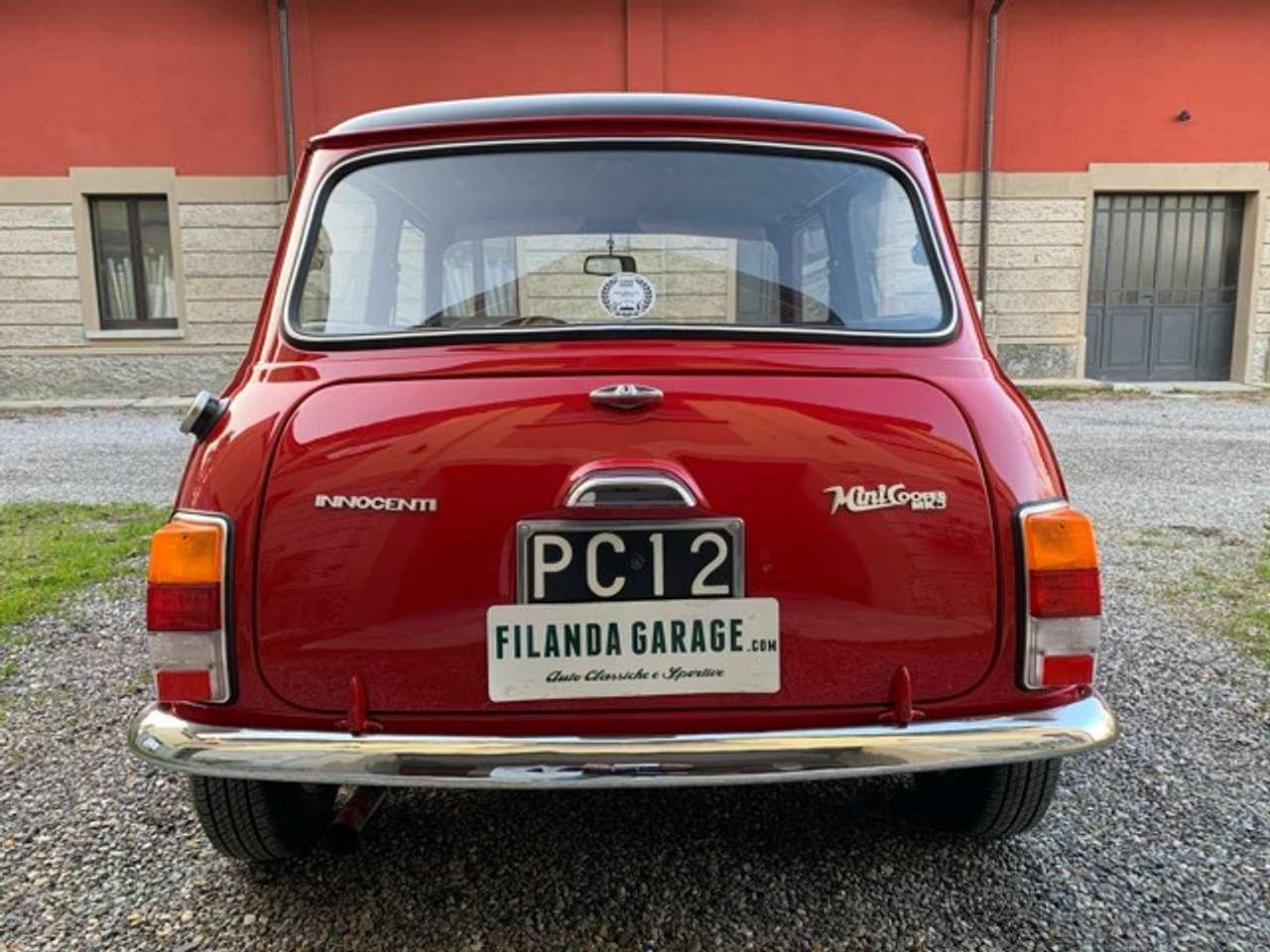 1970  Innocenti Mini Cooper MK3  for Sale For Sale (picture 5 of 6)
