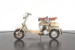 1952 INNOCENTI - LAMBRETTA D 125 FRECCIA D'ORO -