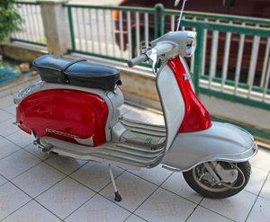 INNOCENTI - LAMBRETTA - 150 LI - II SERIE - 1961