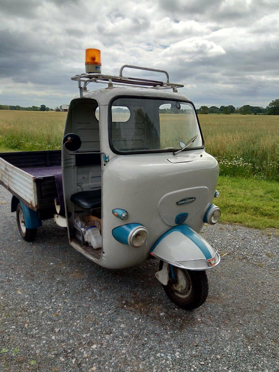 1969 Innocenti lambro 550n For Sale (picture 2 of 6)