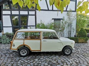 Picture of 1967 Innocenti Woody Traveller