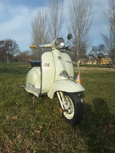 Lambretta 175 TV m.y. conserved