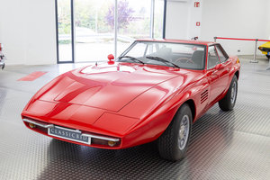 1972 Intermeccanica Indra SOLD by Auction