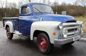 1956  International (Trucks)  UTE S120 Pick UP 4x4 P/S