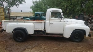 Picture of 1950 International step side truck US Import classic pickup  SOLD