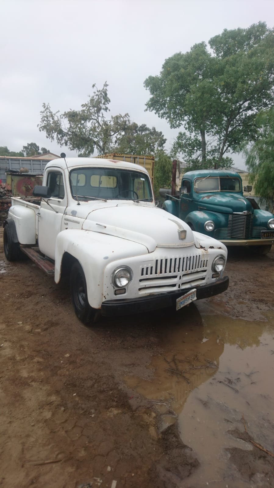 1950 International step side truck US Import classic pickup  For Sale (picture 2 of 6)