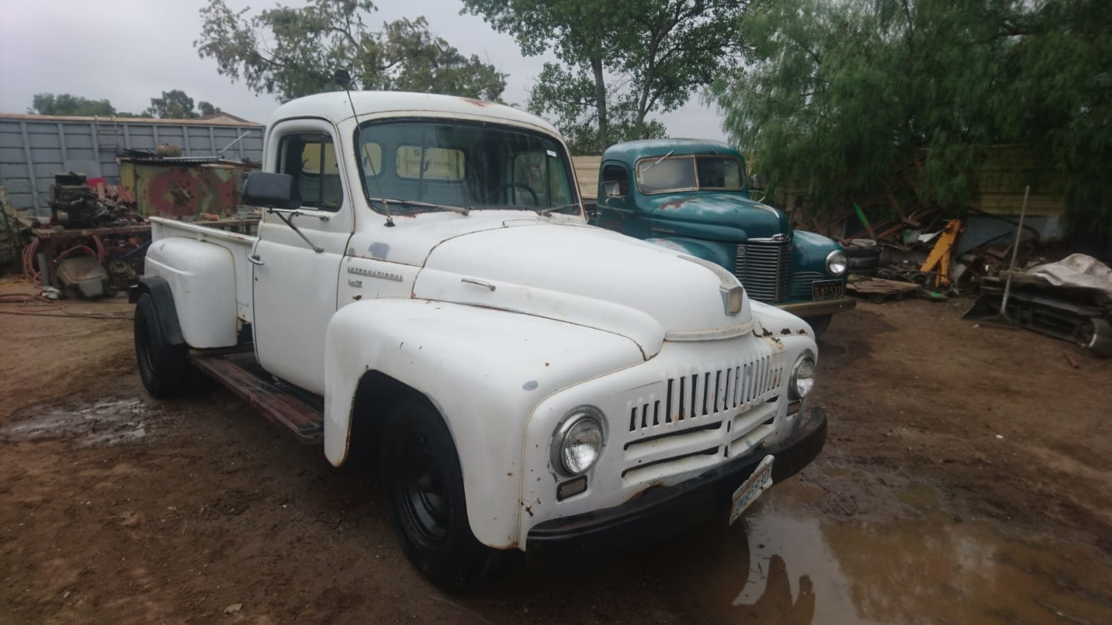 1950 International step side truck US Import classic pickup  For Sale (picture 4 of 6)
