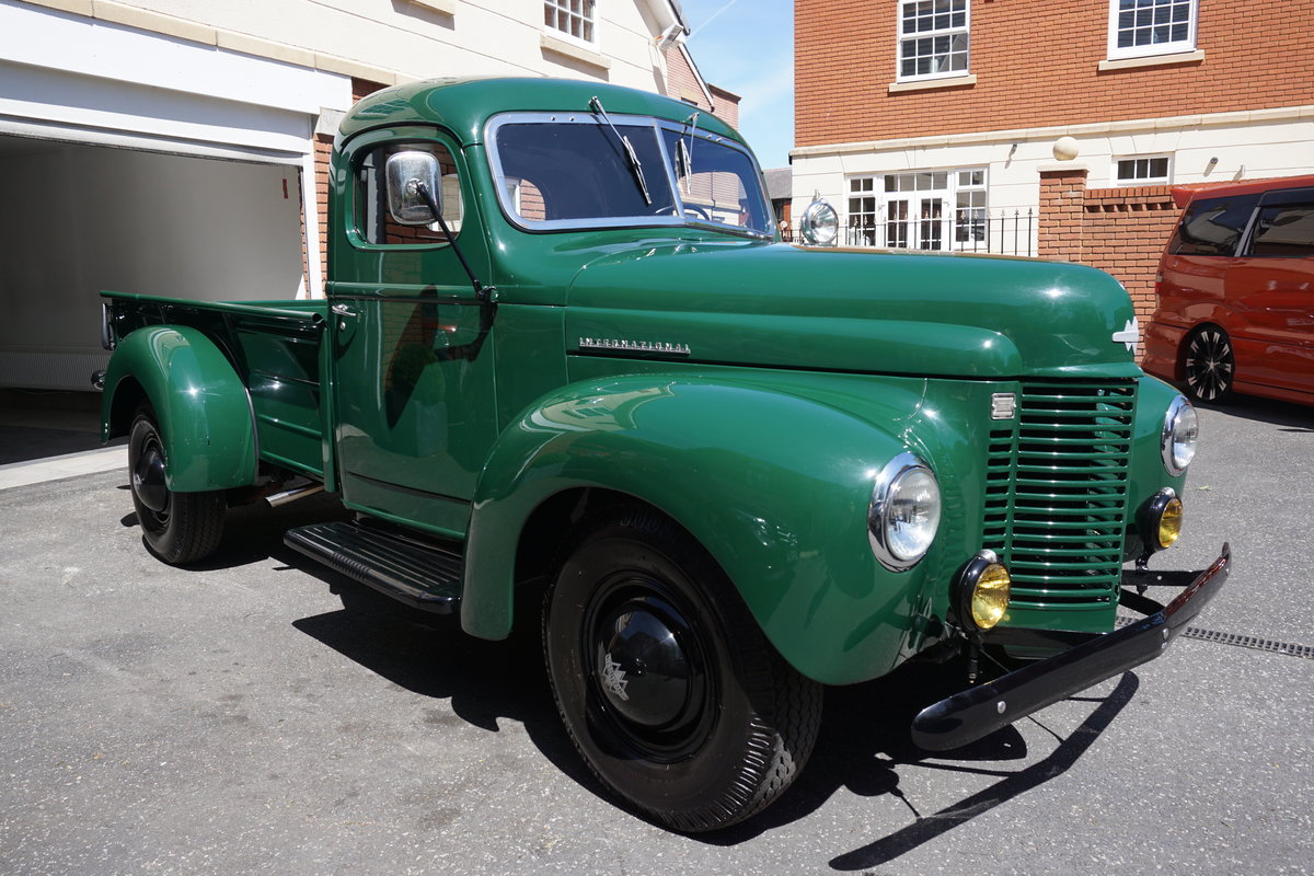 1946 3.5 V8 AUTO, ABSOLUTELY STUNNING CLASSIC PICKUP, For Sale (picture 2 of 6)