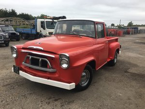 1957 International pick up