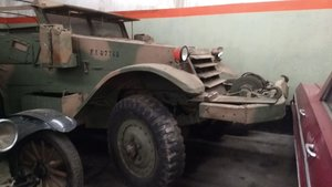 1943 International Harvester Halftrack