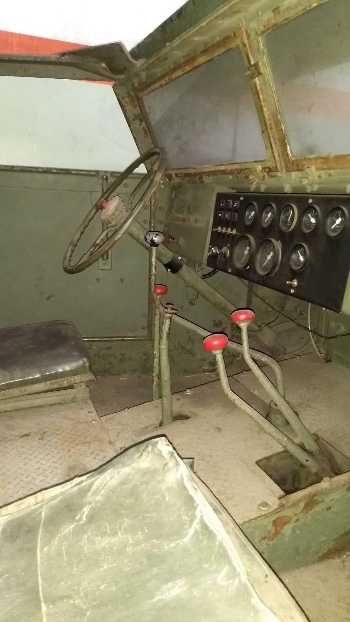 1943 International Harvester Halftrack For Sale (picture 3 of 6)