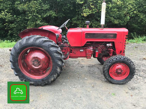 1958 INTERNATIONAL B275 ROAD REG WORKING TRACTOR SEE VID CAN DROP SOLD