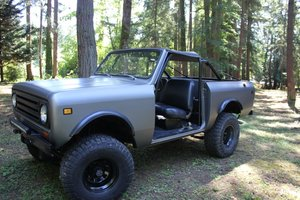 Picture of 1972 International Scout  SOLD by Auction