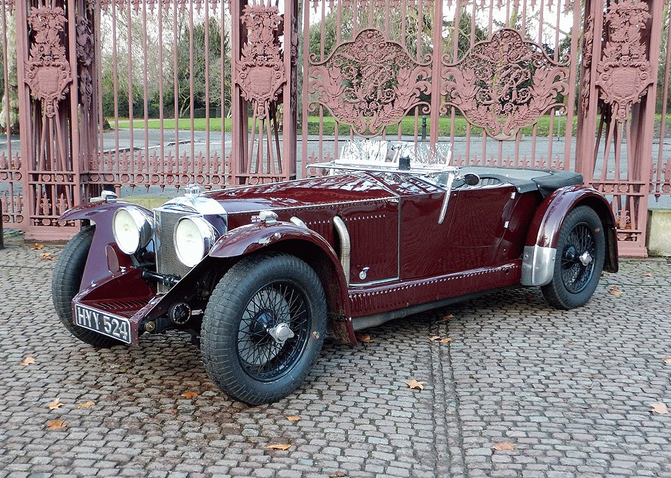 1932 INVICTA S TYPE LOW CHASSIS For Sale (picture 1 of 6)