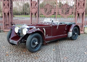 1932 INVICTA S TYPE LOW CHASSIS For Sale