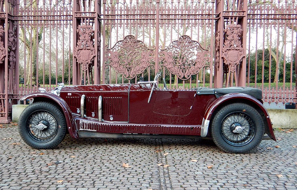 1932 INVICTA S TYPE LOW CHASSIS For Sale (picture 3 of 6)