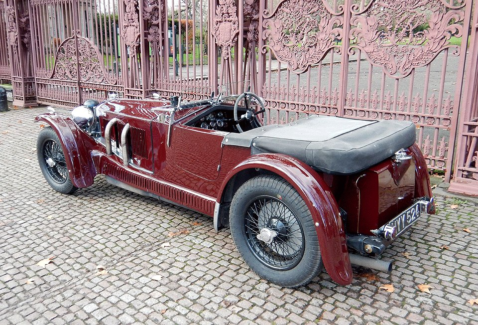 1932 INVICTA S TYPE LOW CHASSIS For Sale (picture 4 of 6)