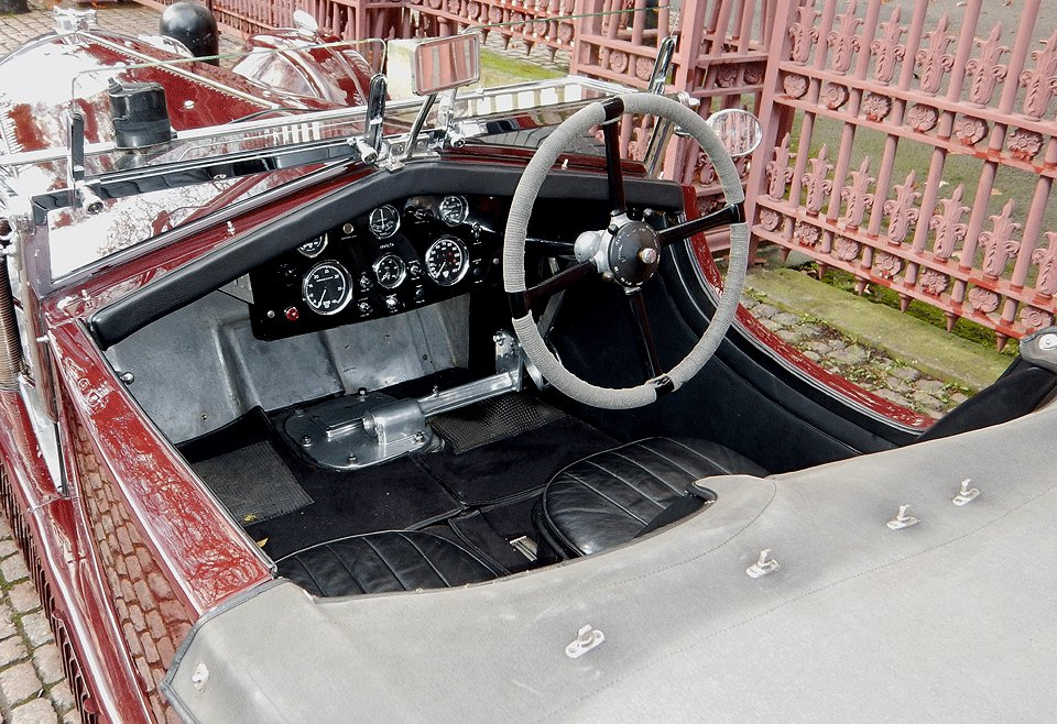 1932 INVICTA S TYPE LOW CHASSIS For Sale (picture 5 of 6)
