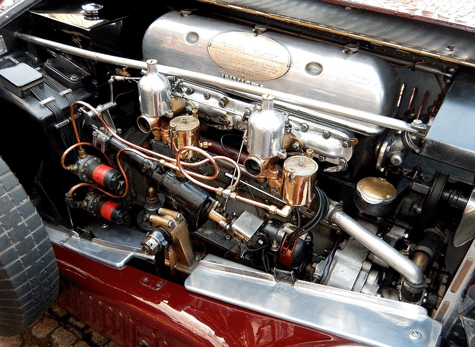 1932 INVICTA S TYPE LOW CHASSIS For Sale (picture 6 of 6)