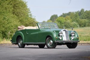 1949 Invicta Black Prince Cabriolet - No reserve For Sale by Auction