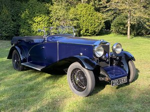 1933 INVICTA A Type 4.5 Litre Tourer by Corsica For Sale