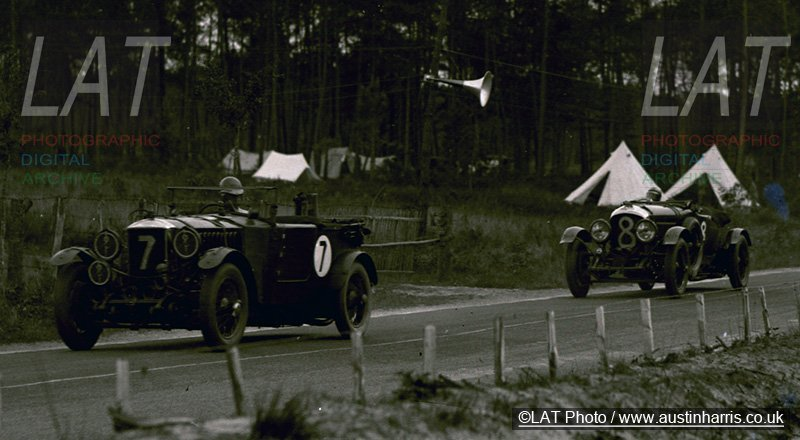1928 Invicta High Chassis 4,5Liter -  Le Mans Team Car 1929 For Sale (picture 4 of 4)