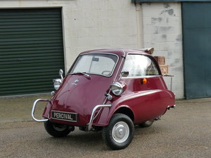 1960 BMW Isetta 300 Bubble car, SOLD SOLD