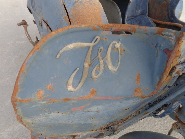 1957 Iso 125 with sidecar  For Sale (picture 6 of 6)