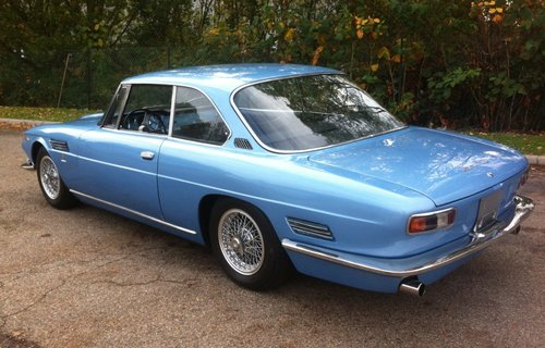 1967 iso rivolta IR 300 CoupeV8 5,4L For Sale (picture 4 of 6)