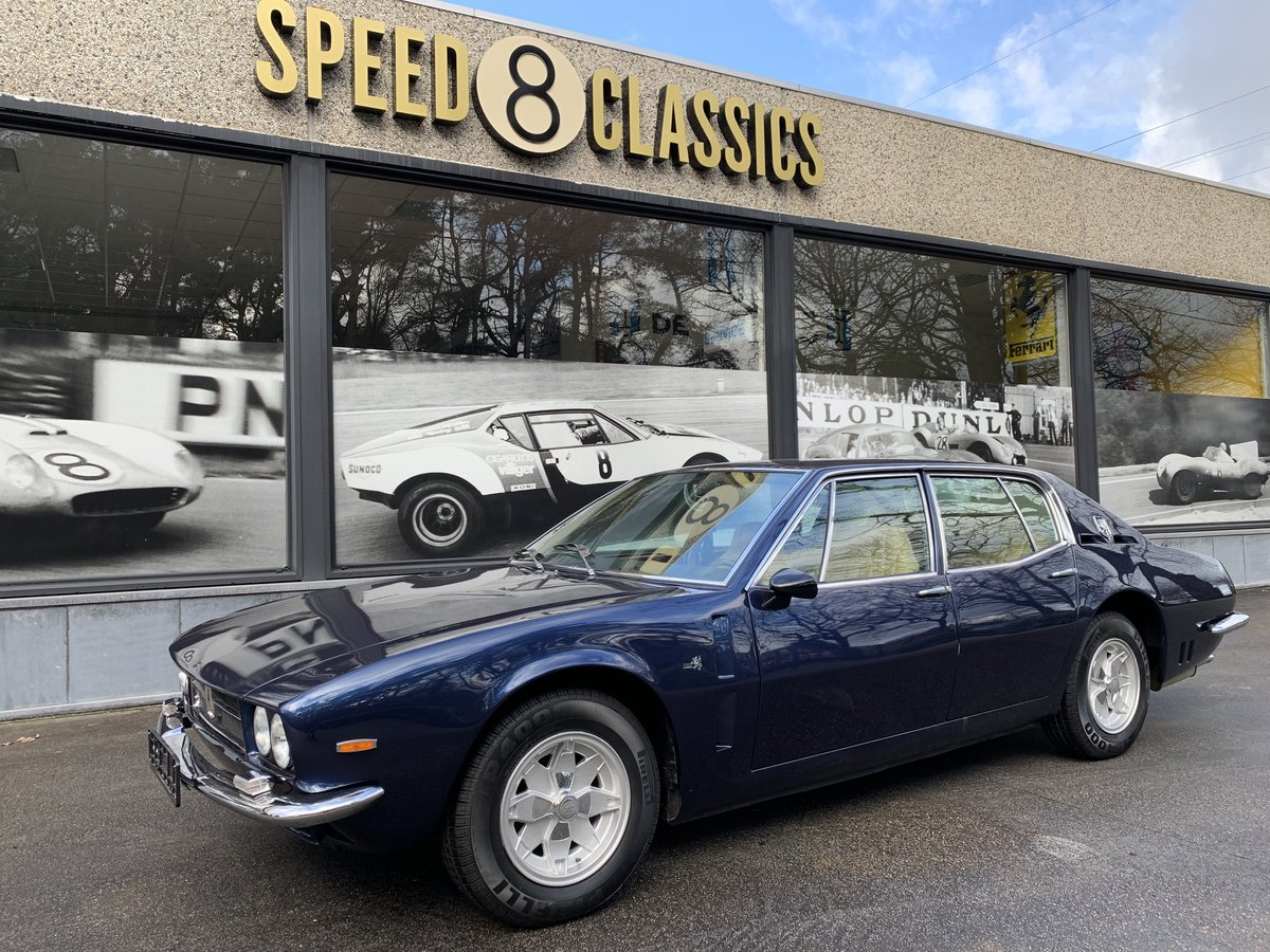 1974 Iso Rivolta Fidia For Sale (picture 1 of 6)