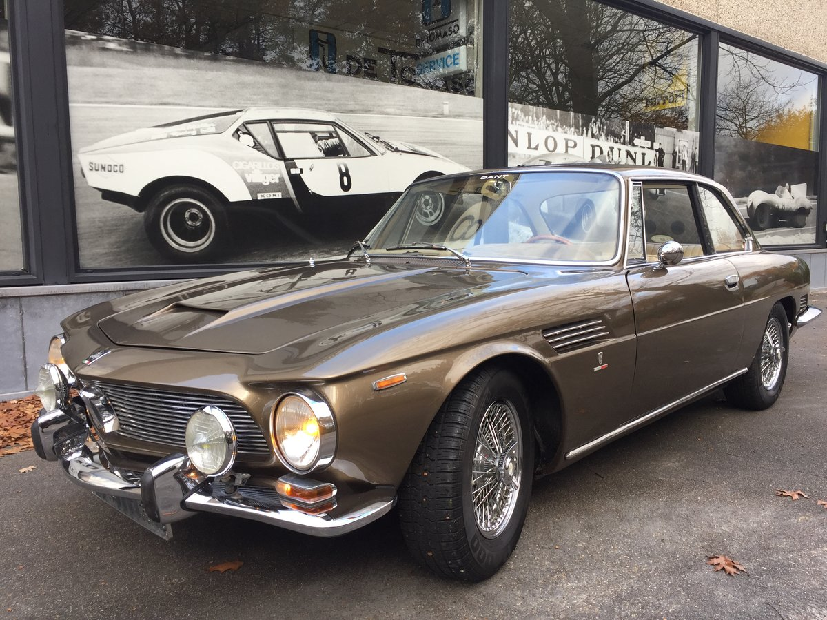 1964 Iso Rivolta GT (IR340) For Sale (picture 1 of 6)