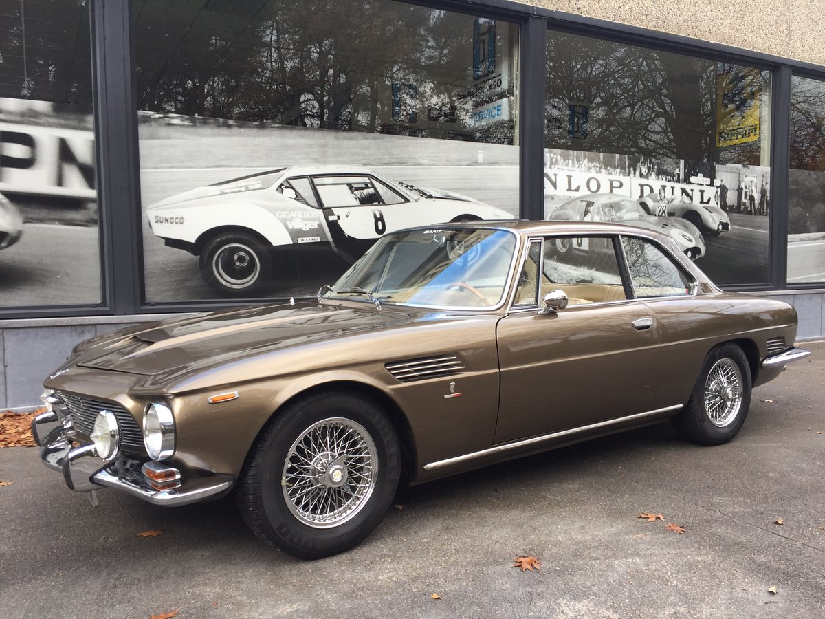 1964 Iso Rivolta GT (IR340) For Sale (picture 2 of 6)