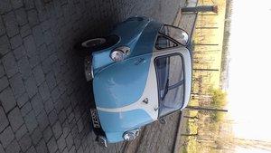 Isetta cabrio 1954