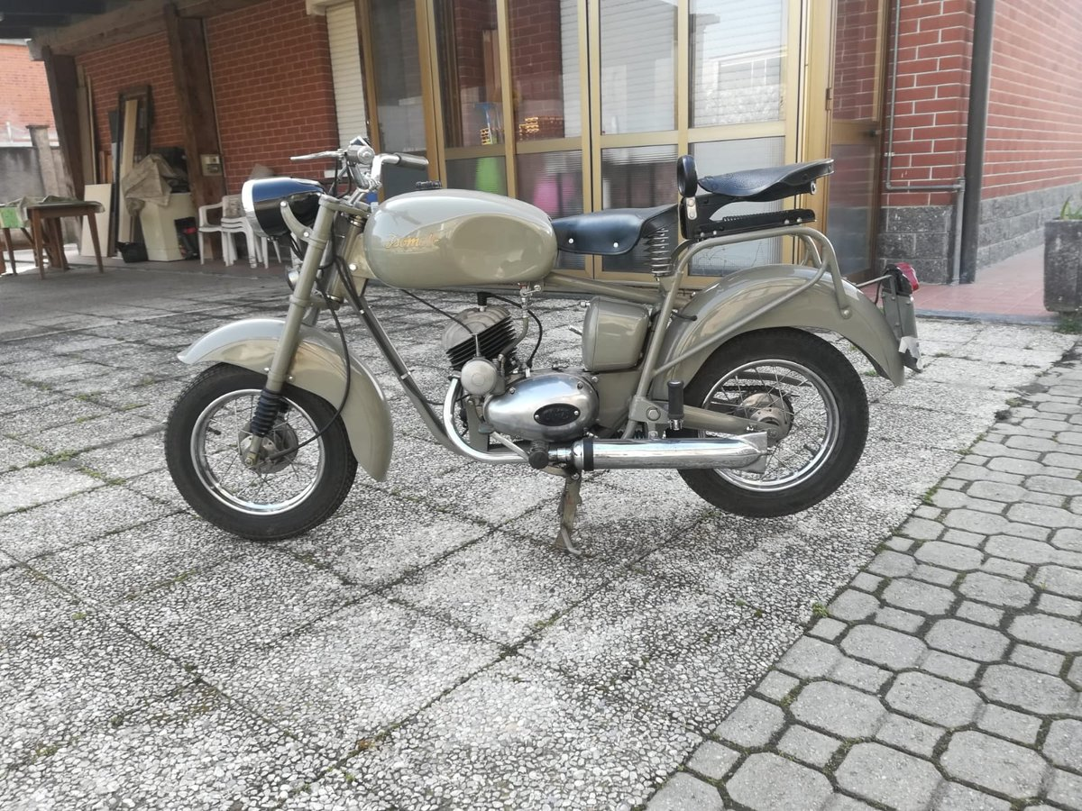 Iso Moto 125cc - 1959 For Sale (picture 1 of 6)