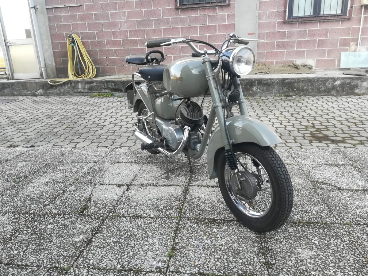 Iso Moto 125cc - 1959 For Sale (picture 3 of 6)