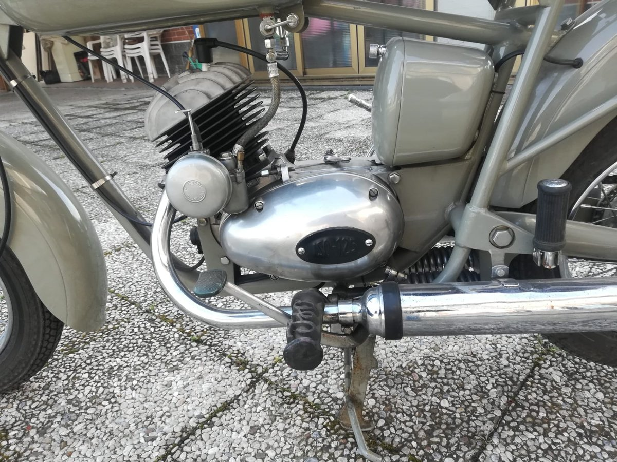 Iso Moto 125cc - 1959 SOLD (picture 6 of 6)